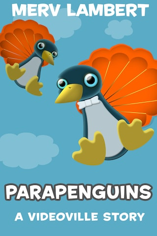 Parapenguins - A Children's Short Story
