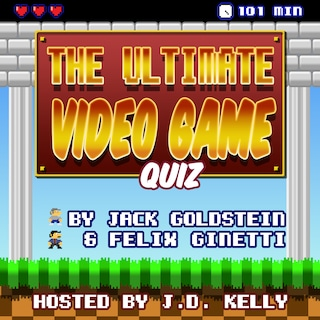 The Ultimate Video Game Quiz