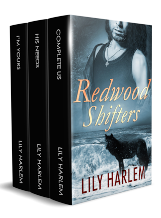 Redwood Shifters: Part Two Box Set