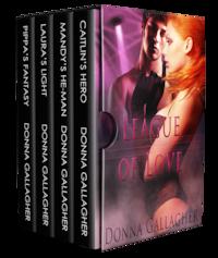 League of Love: Part One: Box Set