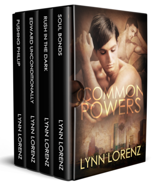 Common Powers Box Set