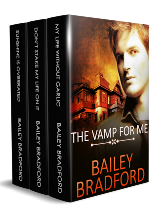 The Vamp for Me: Part One: A Box Set