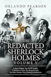 The Redacted Sherlock Holmes - Volume V