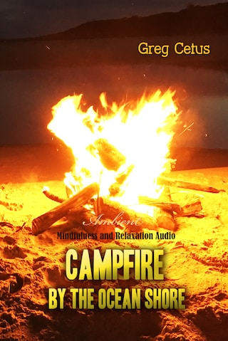 Campfire By The Ocean Shore: Mindfulness and Relaxation Audio