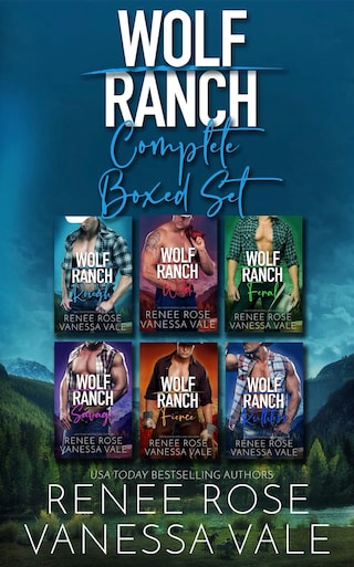 Wolf Ranch Complete Boxed Set