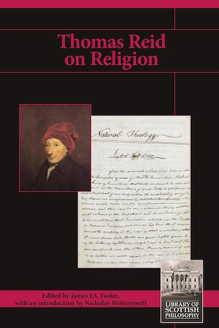 Thomas Reid on Religion