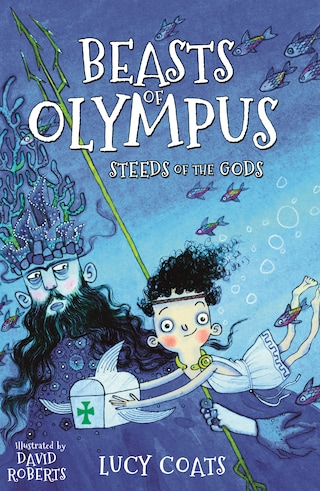 Beasts of Olympus 3: Steeds of the Gods