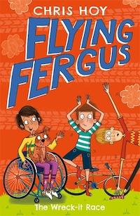 Flying Fergus 7: The Wreck-It Race