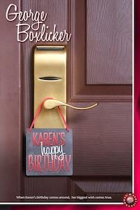Karen's Happy Birthday