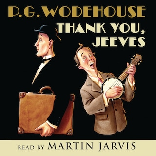 Thank You, Jeeves (Abridged)