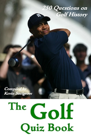 The Golf Quiz Book