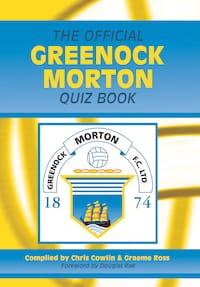 The Official Greenock Morton Quiz Book
