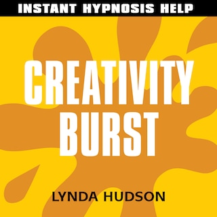 Instant Hypnosis Help: Creativity Burst