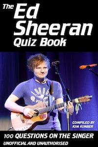 The Ed Sheeran Quiz Book