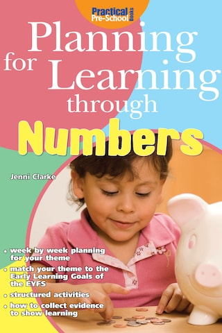 Planning for Learning through Numbers