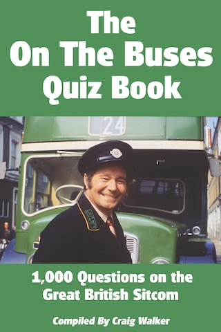 The On The Buses Quiz Book