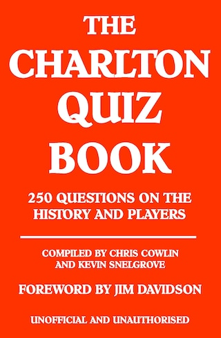 The Charlton Quiz Book