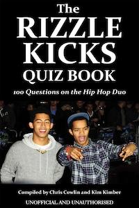 The Rizzle Kicks Quiz Book