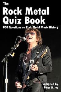 The Rock Metal Quiz Book
