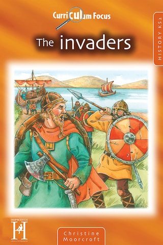 Curriculum Focus - The Invaders KS2