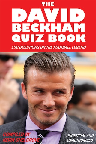 The David Beckham Quiz Book