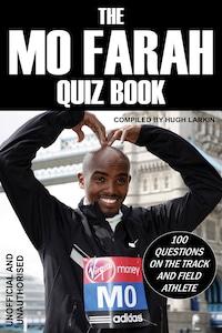 The Mo Farah Quiz Book