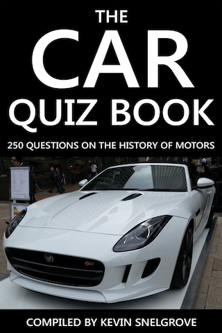 The Car Quiz Book