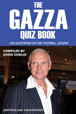 The Gazza Quiz Book