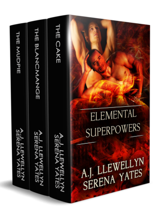 Elemental Superpowers: A Box Set
