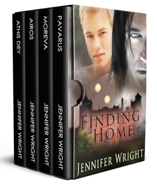 Finding Home: A Box Set