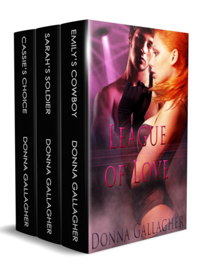 League of Love: Part Two: A Box Set