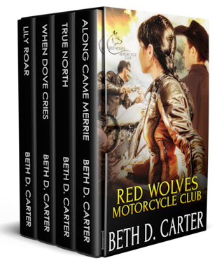 Red Wolves Motorcycle Club: A Box Set
