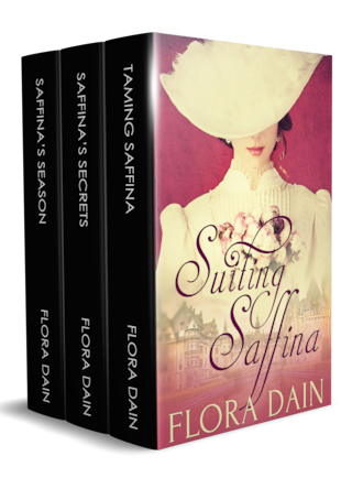 Suiting Saffina: A Box Set