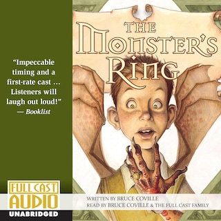 The Monster's Ring (Unabridged)
