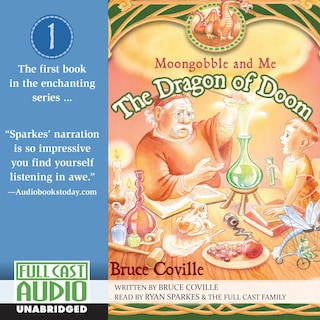 The Dragon of Doom - Moongobble and Me 1 (Unabridged)