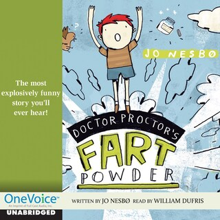 Doctor Proctor's Fart Powder (Unabridged)