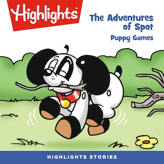 Adventures of Spot, The: Puppy Games