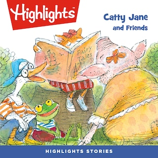 Catty Jane and Friends