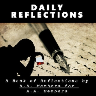 Daily Reflections: A Book of Reflections