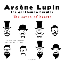 The Seven of hearts, the adventures of Arsene Lupin the gentleman burglar