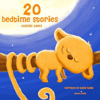 20 bedtime stories for little kids