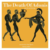 The Death Of Adonis, greek mythology