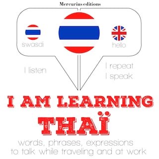 I am learning Thai