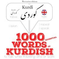 1000 essential words in Kurdish