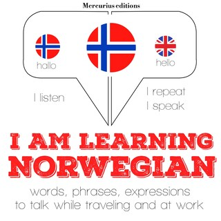 I am learning Norwegian