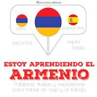 Estoy aprendiendo el armenio