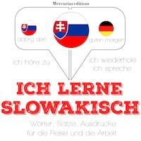 Ich lerne slowakisch