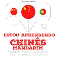 Estou aprendendo chinês - mandarim