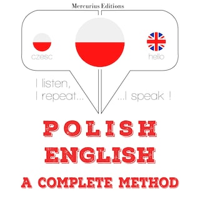 Polski - angielski: kompletna metoda
