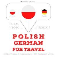 Polski - niemiecki: W przypadku podróży